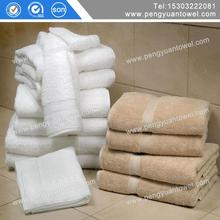100% cotton candy color dobby jacquard hotel face towel