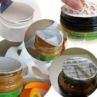 Sealed For Freshness Induction Heat Seal Bottle Seal Liner
