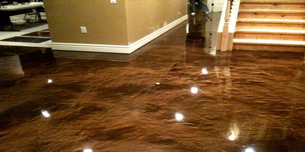 Concrete Floor Coatings Metallic Mica Powder Epoxy