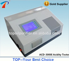 Series ACD-3000I petroleum products acid analyzer/tester (Six-cup Type),automatic titration,oil lab equipment
