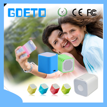 Personality fashion and convenient intelligent bluetooth speaker