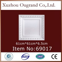 fire rated acoustic pu ceiling tile for home decoration