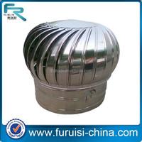 Stainless Steel Turbine Ventilator industrial roof exhaust fan for warehouse