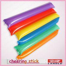 Fan supplies event balloons cheer sticks