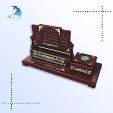 Chinese style unique wooden decoration cigarette case