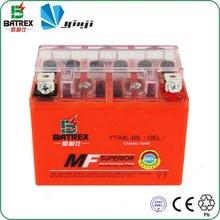 YTX4L-BS 12v 4ah Lead Acid Battery BATREX Brand GEL Battery