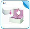custom ballerina Fashion wooden jewelry box packing with music gifts wholesale