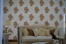 2014 latest European style wallpaper with soul design