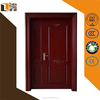 Durable OAK frame modern China style panel wooden door