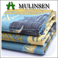 Shaoxing Textile woven 40s poplin printed fashion italian cotton fabric
