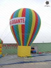 Cheap 8m inflatable rainbow balloon for advertising