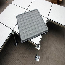 600*600 cementitious infull steel raised access floor system for server room FS440-FS2000