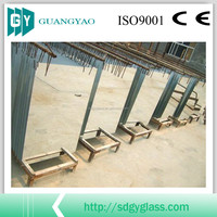 2.5mm Sheet Glass Mirror for make up mirror with CE , ISO9001, BV