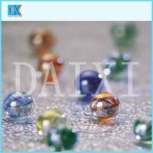 Colorful popular ball glass