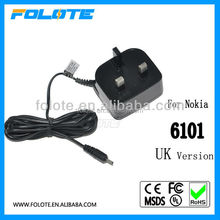 good quality for 6101 charger For Nokia UK cellphone for travel