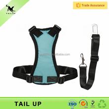 Dog Car Harness Vest Safety Chest Plate Dog Harness