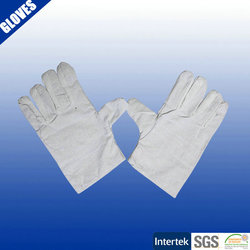 China protect safety thick fabric working gloves garden gloves