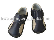Hot Selling Comfortable baby boy leather fashion shoe