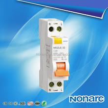 MDZLE-32 Manual Transfer Switch Australia Circuit Breaker With SAA Certificate