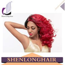 wholesale alibaba ombre color belle madame german synthetic hair wig popular wig for beautiful women