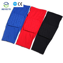 China express Sexy Kids Adult Pad Crashproof Knee Long Sleeve Protector for basketball