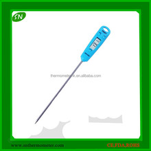 Handheld LCD Digital Good Cook Meat Thermometer with Safety Stainless Steel Probe
