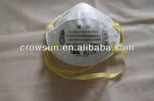 Face masque 8210 3m, n95 masque respiratoire
