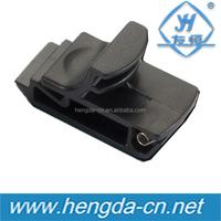 YH9142 Plastic lock hasp latch Plastic hasp side door lock Cabinet toggle hasp latch