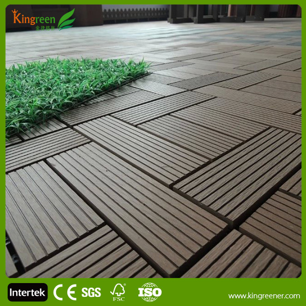 Recycled plastic lumber plastic wood wpc outdoor decking for Recycled plastic decking