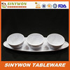 Solid Color White Excellent Quality Melamine Small Bowl,Melamine Soup Bowl