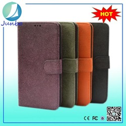 Newest smart wallet cover pu leather 6 plus case for iphone 6 plus