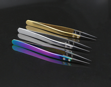 New design colorful tweezers ceramic tweezers hot selling tweezers accept OEM service