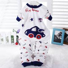 Baby girls 2 pieza conjunto 2014 ropa nueva fábrica de pijama- las niñas vestido de verano xiao apple apple poco los fabricantes