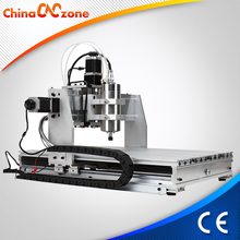 China Mini 3 Axis CNC 6040 Hobby Desktop CNC Router Engraver Machine for Wood, Acylic, Brass, Aluminum Carving Milling