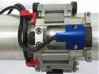 NDT ultrasonic equipment pipe inspection crawler