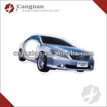 promotion car shaped plastic bottle opener