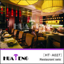 luxury malaysia modern dining room furniture sets HT-0027