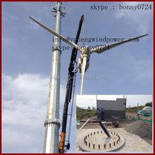 wind turbine with permanent magnet generator , low wind , wind turbine for sale