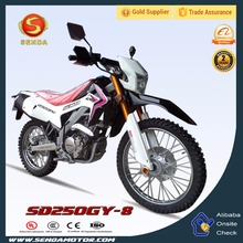 CFR250L BEST QUALITY CHONGQING 200CC 250CC 300CC DIRT BIKE SD250GY-8
