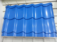 G550 China Corrugated Color Roof for Philippines