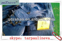 90gsm blue pe tarpaulin&disposable car cover