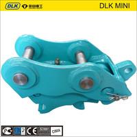 DLK MINI convenient excavator quick hitch, quick coupler, quick coupling