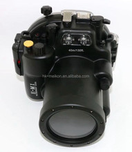 Meikon 40M Depth Of Waterproof And 1M Shockproof Camera Case For Olympus EM1 With A Alarm Apparatus