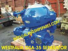 westfalia Mineral oil separator