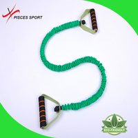 New fitness resistance band workout&Natural latex resistance band&Resistance tube