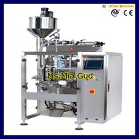 Horizontal flow small candy /biscuit/cookies/bread/ cheese packing machine/TCZB-250 pillow type bag package machiney manufactuer