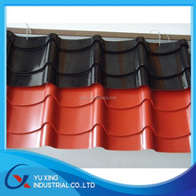 Prepainted corrugated Galvanized Steel Coil Z275/Metal Roofing Sheets Building Materials