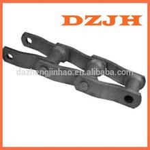Iso 6972 manivela enlace acero soldado cadena