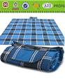 Manta de viaje y picnic