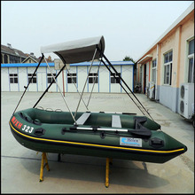 High quality inflatable rubber motor fishing boat